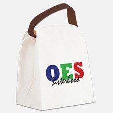 OES: Sisterhood 2 Canvas Lunch Bag
