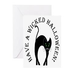 Wicked Halloween! Halloween Cards (Pk of 20)