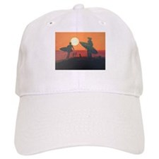 Surfers Sunset Baseball Cap