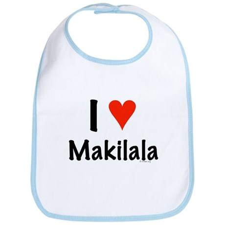 I love Makilala Bib