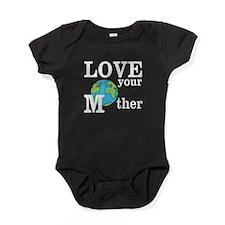 Love Your Mother Baby Bodysuit