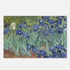 Van Gogh - Irises Postcards (Package of 8)