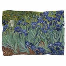 Van Gogh - Irises Pillow Sham