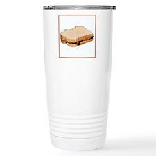 Peanut Butter and Jelly Sandwich Travel Mug