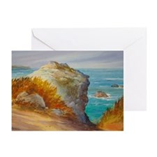 Rocks at Point Lobos Note Cards (Pk of 10)