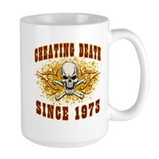 Cheating death 1973 Mugs