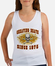 cheating death 1975 Tank Top