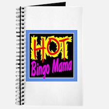 Hot Bingo Mama Journal