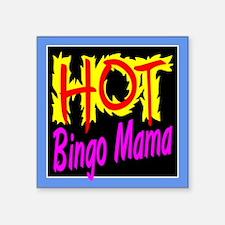 Hot Bingo Mama Sticker