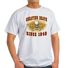 cheating death 1940 T-Shirt