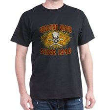 cheating death 1940 T-Shirt