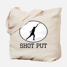 Shot Put Tote Bag