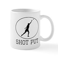Shot Put Mugs