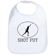 Shot Put Bib