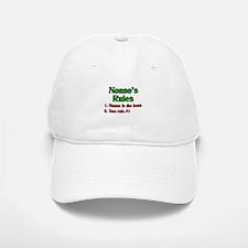 Nonno's Rules Baseball Baseball Cap