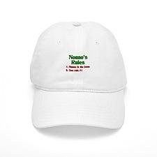 Nonno's Rules Baseball Cap