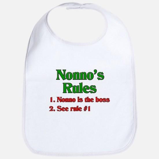 Nonno's Rules Bib