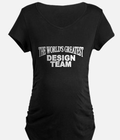 """The World's Greatest Design Team"" T-Shirt"