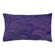 Purple Fanfair Pillow Case