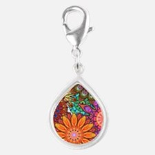 Funky Flowers Charms