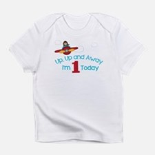 Up & Away I'm 1 Today Infant T-Shirt