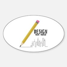 Design Your World Decal