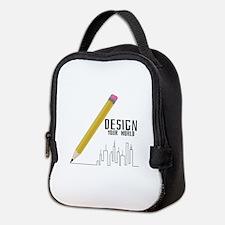 Design Your World Neoprene Lunch Bag