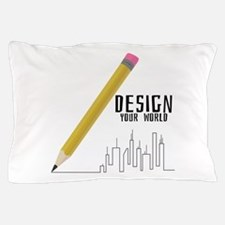 Design Your World Pillow Case