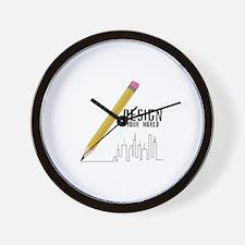 Design Your World Wall Clock