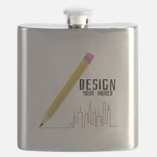 Design Your World Flask