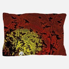 Bloody Sunrise Pillow Case