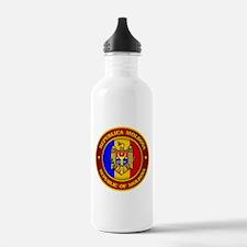 Moldova Medallion Water Bottle