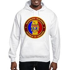 Moldova Medallion Hoodie