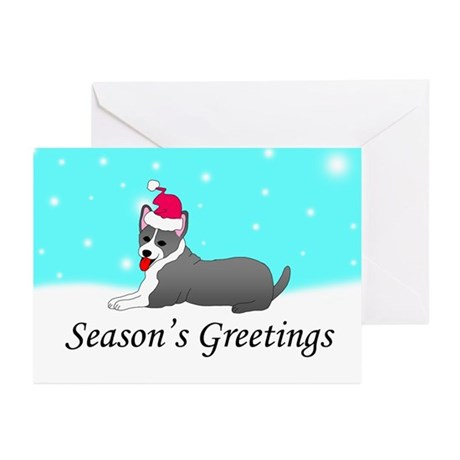 Cardigan Welsh Corgi Greeting Cards (Pk of 20)