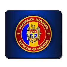Moldova Medallion Mousepad