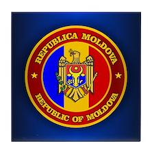 Moldova Medallion Tile Coaster