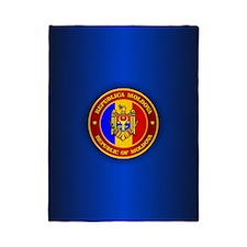 Moldova Medallion Twin Duvet