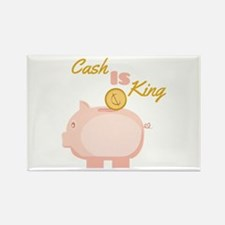Cash is King Magnets