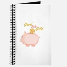 Good as Gold Journal