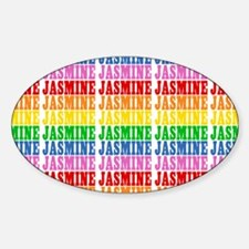 Rainbow Name Pattern Decal