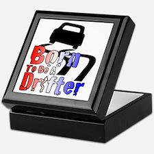 Born To Drift Keepsake Box