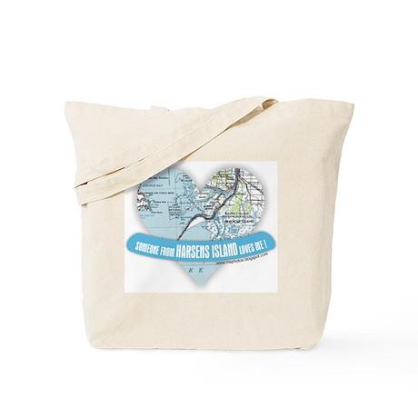 Harsens Island Tote Bag