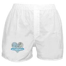 Harsens Island Boxer Shorts