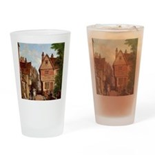 Old Houses, St. Peter's Gate, Notti Drinking Glass
