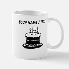 Birthday Cake (Custom) Mugs