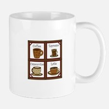 COFFEE LOVERS APPLIQUE Mugs