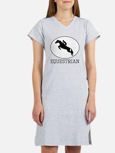Equestrian Women's Nightshirt