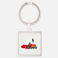 TRACTOR PULL Keychains