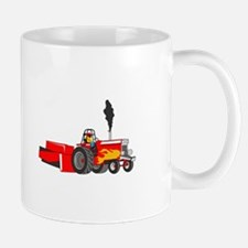 TRACTOR PULL Mugs