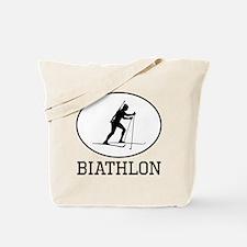 Biathlon Tote Bag